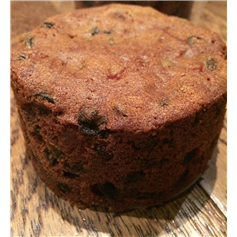 Brandy Fruit Mini Cake (approx 4inch diameter 2-3 servings) (350g)