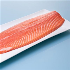 A Large Side of Salmon Fillet, (serves 8-10) difficult to source on Mondays