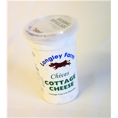 Cottage Cheese - Cheese & Chives (250g)