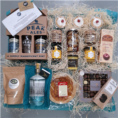 Peak District Gift Hamper - Indulgent