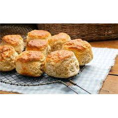 Pack of 4 Plain Scones