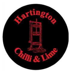 Hartington Truckle - Cheddar with Chilli & Lime (200g)