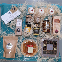 Peak District Gift Hamper - Luxury