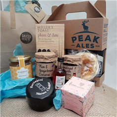 Peak District Luxurious Gift Bag - Indulgent