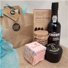 Peak District Luxurious Gift Bag - Luxury