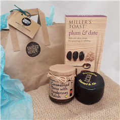 Peak District Luxurious Gift Bag - Taster