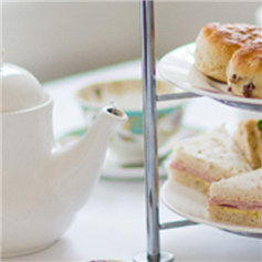 High Peak Afternoon Tea - ready to eat £25pp (min order 4 people)