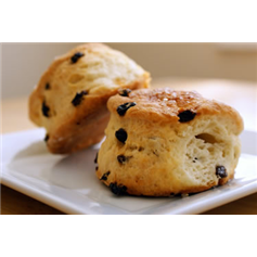 Pack of 4 Sultana Scones